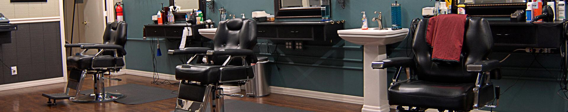 Barbershop kellékek és berendezések Eszközök, kiegészítők